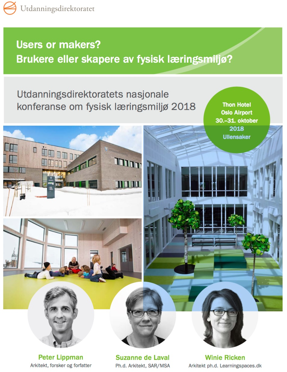 Utdanningsdirektoratet program 2018 kopia